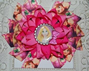 Tangeld Rapunzel Bow