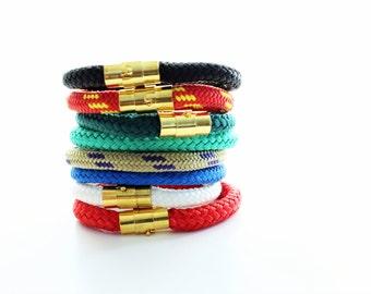 Marine Cord Bracelet
