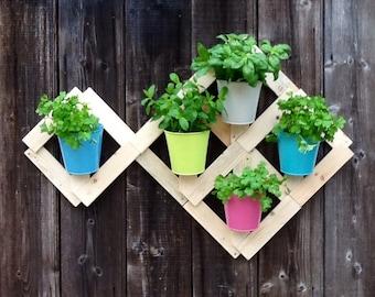 Trelli-Flex Vertical Garden