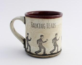 Talking Heads Mug