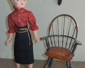 """Skirt set for 20"""" MA Cissy, Sweet Sue, Miss Revlon,Dollikins and other like dolls"""