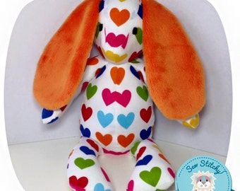 Custom Made Mini Bunny