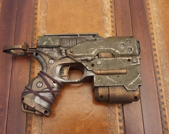 STEAMPUNK gun,Sparton, Nerf toy gun ! For cosplay