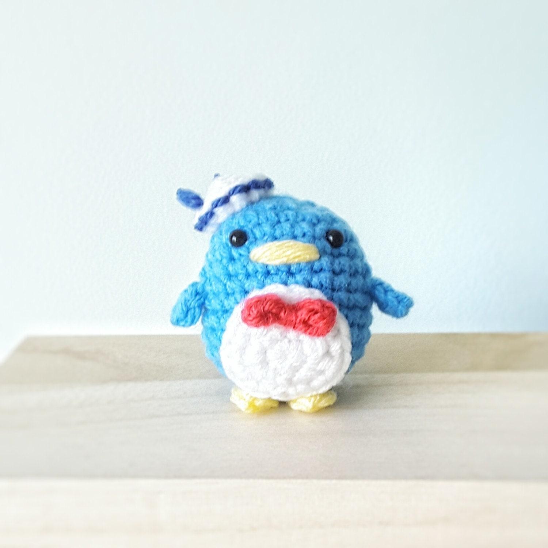 Amigurumi Tuxedo Sam Penguin Crochet Animal Plush Amigurumi