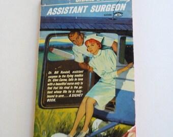 Vintage Book, Assistant Surgeon