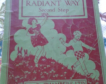 The Radiant Way  Vintage Children's Book