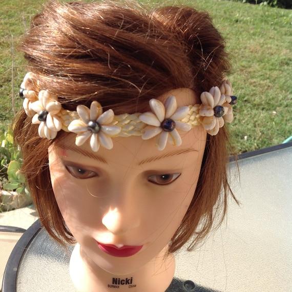 Disney Moana Shell and Pearl Head Pieces