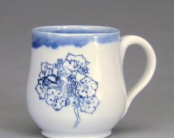 Small Wildflower Mug