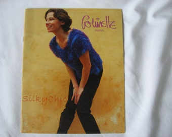 Colinette Yarns Silky Chic Booklet