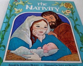 The Nativity - Golden Storytime - 1982