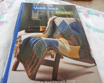 Quick Stitch Crochet from the Needlecraft Shop