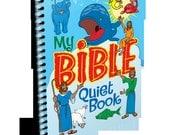 Printable Quiet Book: Bible Version