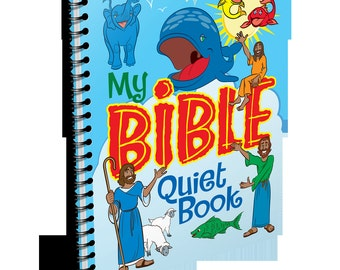 Printable Quiet Book: Bible Version