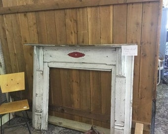 Antique Mantel Local Pick Up Only