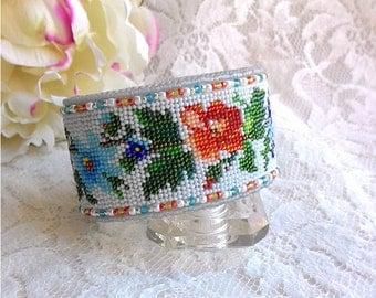"""Bracelet """"A summer meadow"""""""