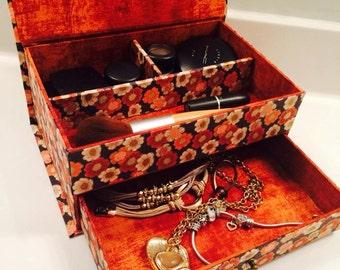 Makeup Organize, Makeup Box, Makeup Box, Organize Drawer, Makeup Drawer , Drawer Organize, Jewelry Box,  Jewelry Organize