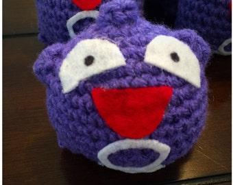 Crochet pokemon inspired koffing