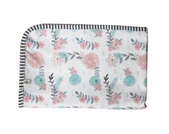 Organic Cotton & Bamboo Blanket, Baby Blanket, Toddler Blanket, Organic Cotton, Bamboo, Personalized