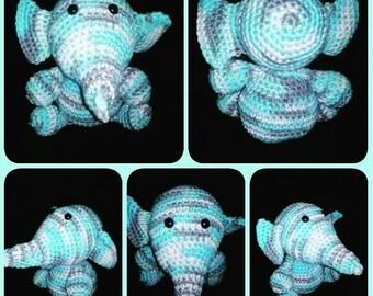 Multicolor Elephant Stuffed Animal - Icelandic