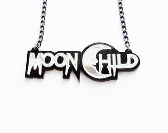 Moonchild necklace