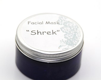 "Facial mask ""Shreck"""