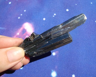 Stibnite Cluster - Transformation, Prosperity, Personal Power, Attune to New Frequencies, Manifestation