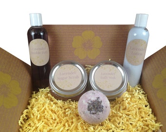 Relaxing Care Package - Anti-Stress Gift, Sorry for Your Loss, Cheer Up Gift, Finals Gift, Proud of You Gift