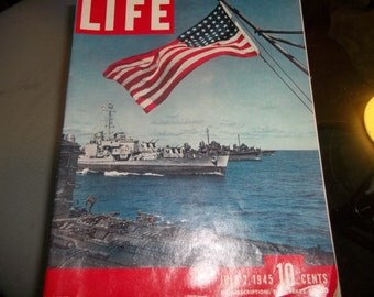 1945 Life magazine
