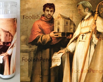 Hannibal Devotional Candle