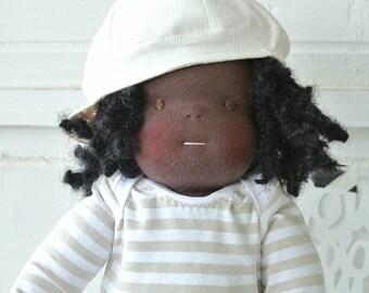 """Waldorf Doll """"Levi"""" (,Boy 13 inch)"""