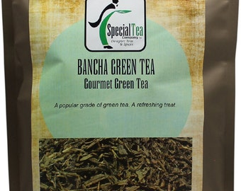 Bancha Green Tea, 20 Bags