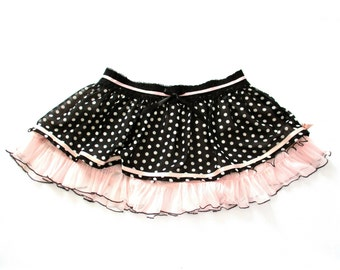 Underskirt Women's Lingerie Baby Doll Short Skirt