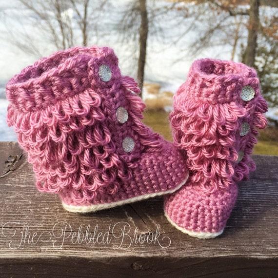 Baby Ugg Crochet Tutorial Cheap Watches Mgc Gascom