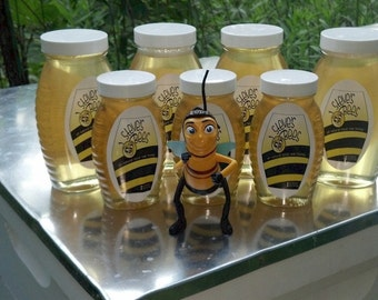Steve's Bees-All Natural Raw Honey 6oz.