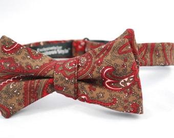 "The ""Thaddeus"" Self Tie Bow Tie"