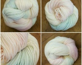 Hand Dyed Superwash Merino Wool