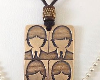 Abbey Road on the River Event Necklace 2015