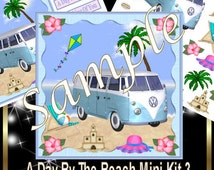 A Day by the Beach Mini Kit 3