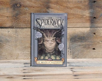 Hollow Book Safe - The Spiderwick Chronicles - Book 5
