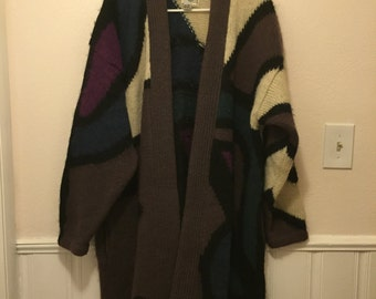 Vintage Long Sweater