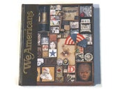 "Vintage Books ""We Americans"" Pictorial Vintage 1970s  Coffee Table Book"