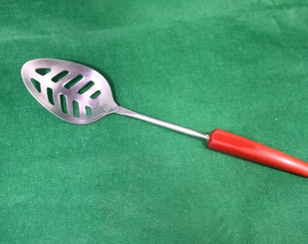 Slotted Spoon Etsy