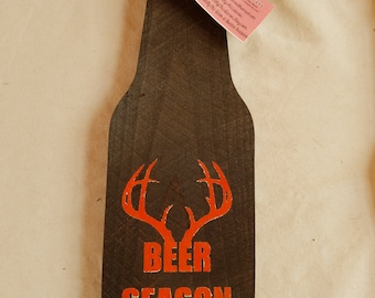 Beer Season bottle opener