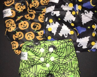 Halloween Cloth Diaper Covers