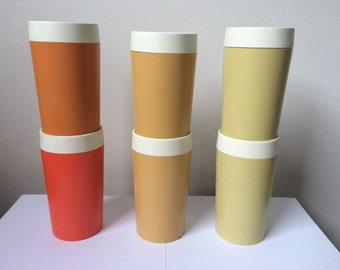 Gitsware Plastic Tumblers Set 6