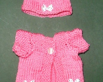 """DOLLS CLOTHES to fit 14"""" Waldorf doll"""