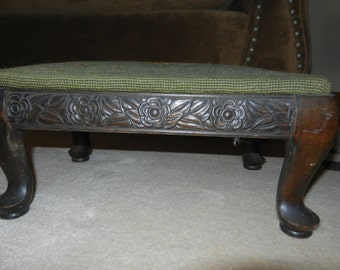 Antique FOOT REST - 75 yrs. old - Good Condition