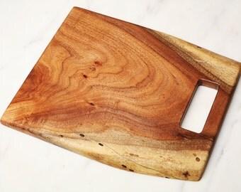 Mesquite Live Edge Cutting Board