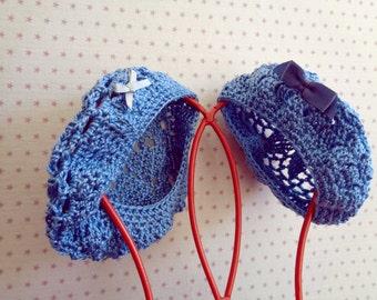 Crochet Beret for Middie Blythe
