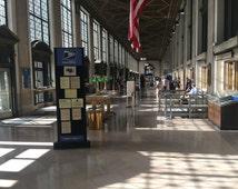 """Ny post office 8x10"""" cprint photo"""